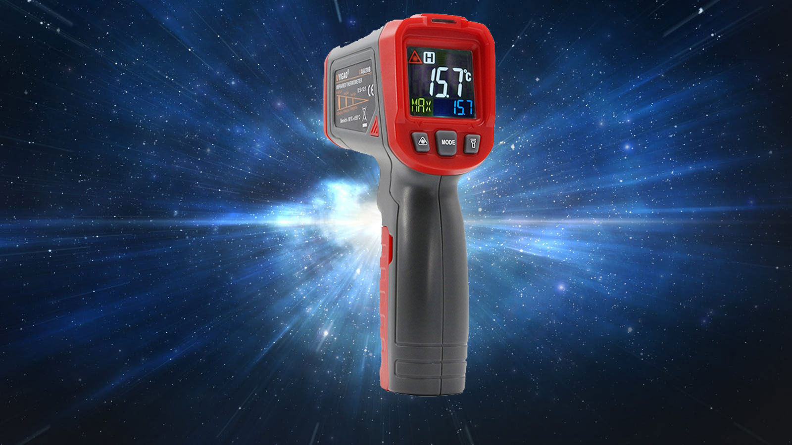6830B infrared thermometer