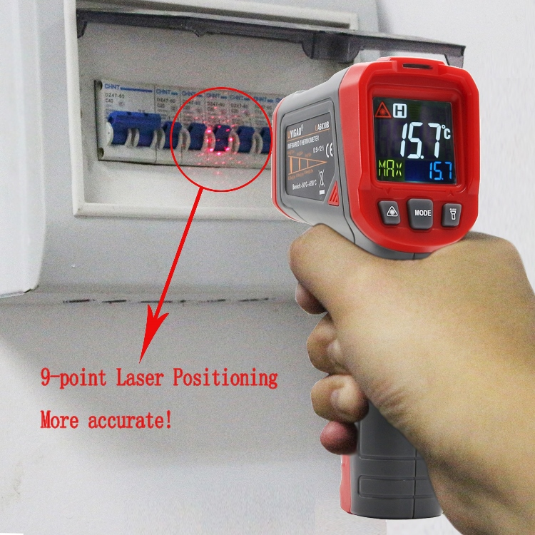 infrared thermometer user